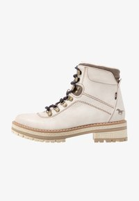 Mustang - Ankelboots - ivory - 1