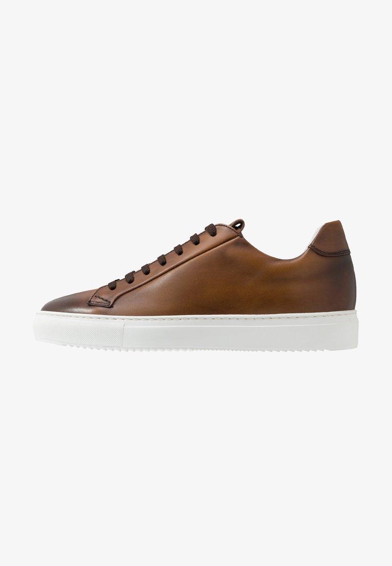 Doucal's - Sneakers laag - brandy/bianco