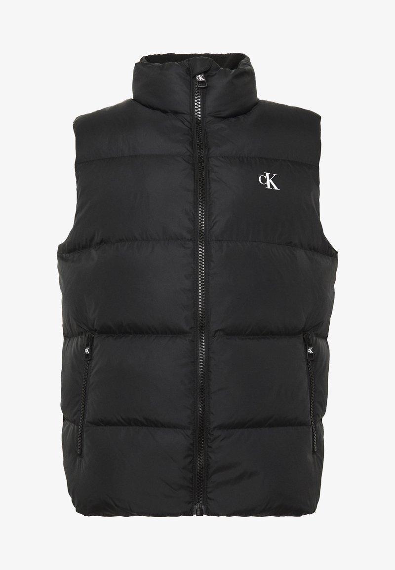 Calvin Klein Jeans - Waistcoat - black
