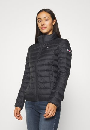 LIGHTWEIGHT PACKABLE - Dunjacka - black