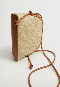Violeta by Mango - Across body bag - beige - 1