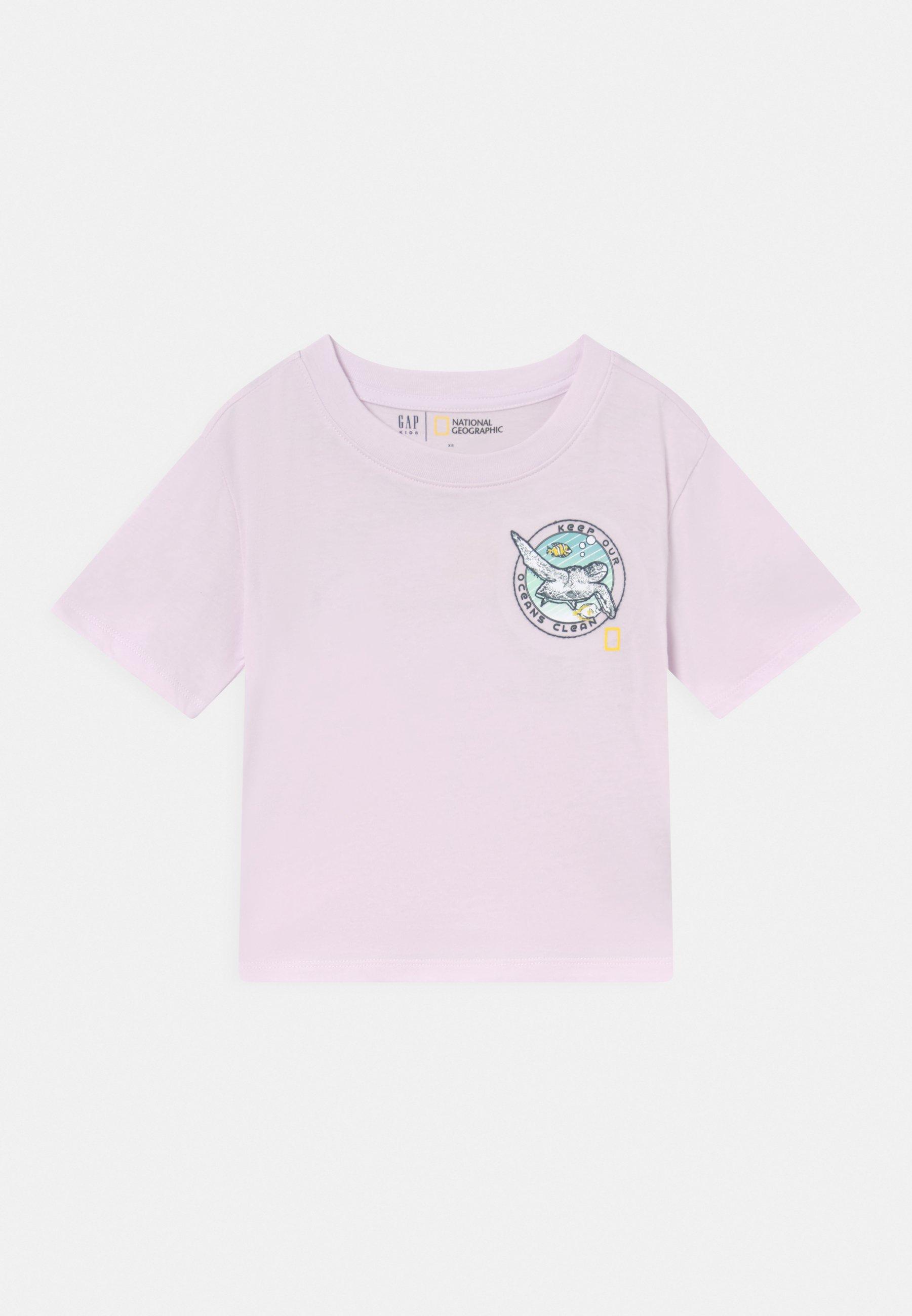 Kids NATIONAL GEOGRAPHIC GIRLS - Print T-shirt
