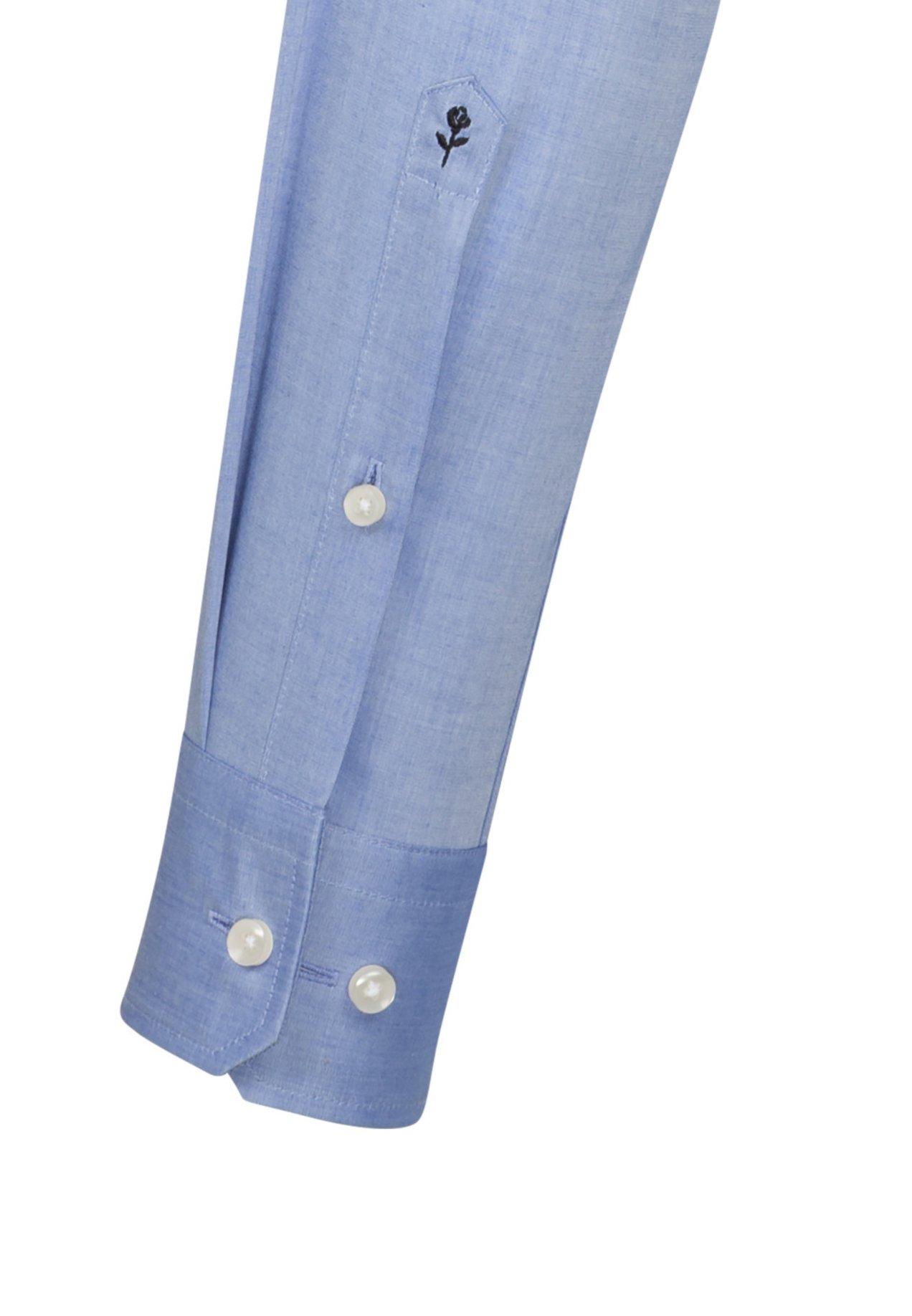 Seidensticker SLIM FIT - Koszula biznesowa - blue - Odzież męska 2020