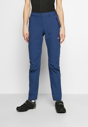 DELTA PANTS - Outdoor trousers - dark indigo