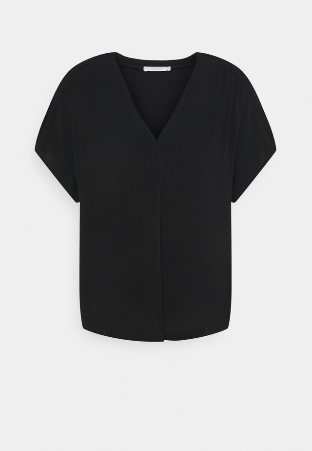 MOON BLOUSE - Blouse - jet black