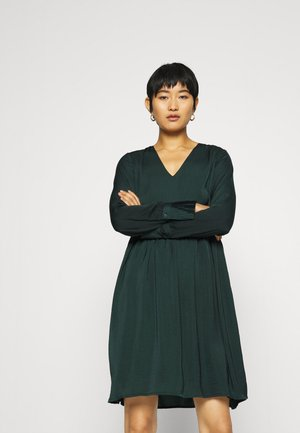 FOSTER DRESS - Day dress - empire green