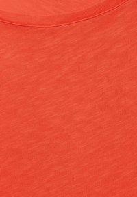 Cecil - RAGLAN  - Basic T-shirt - orange - 4