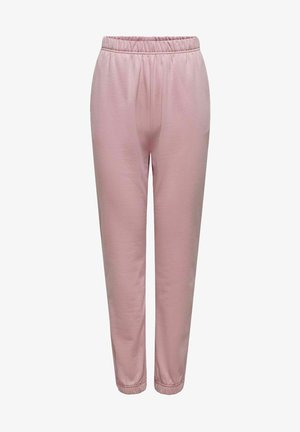 DREAMER LIFE - Tracksuit bottoms - dawn pink