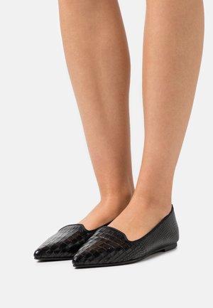 ELLA - Ballet pumps - black
