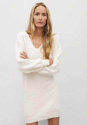 SAYN - Robe pull - ecru