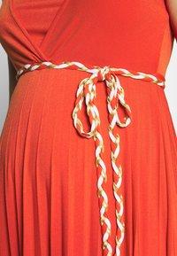 Pomkin - IMANI - Maxi šaty - corail - 5