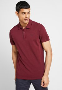 Scotch & Soda - CLASSIC GARMENT  - Poloshirt - bordeaux - 0