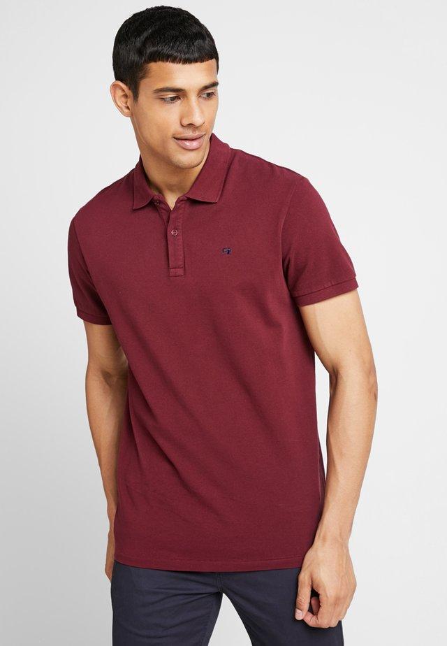CLASSIC GARMENT  - Polo shirt - bordeaux