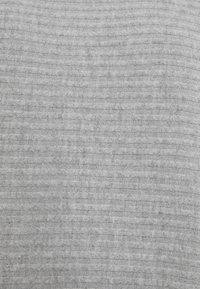 ONLY - ONLNAJA BATSLEEVE - Strickpullover - medium grey melange - 2