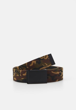 LONG BELT UNISEX - Skärp - wood