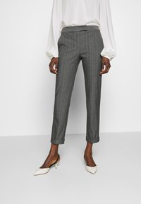 MAX&Co. - CARROZZA - Trousers - grey - 0