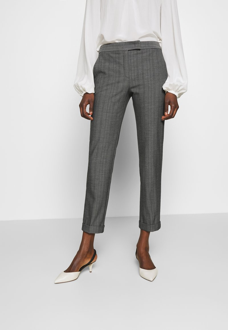 MAX&Co. - CARROZZA - Trousers - grey