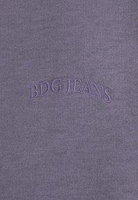 BDG Urban Outfitters - ZIP THROUGH HOODIE - Sweatjacke - lilac - 5