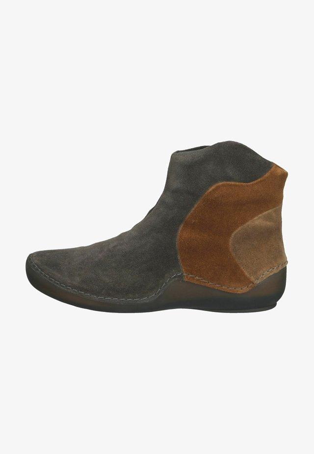 Ankelstøvler - ash/kombi