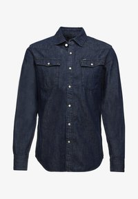 G-Star - 3301 SLIM - Shirt - rinsed - 3