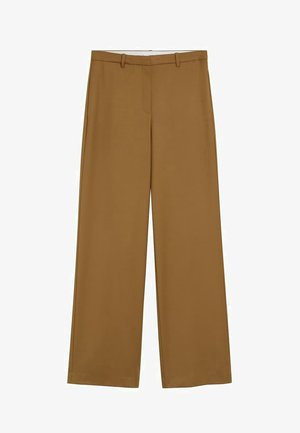 BORI - Pantalon classique - medium brown
