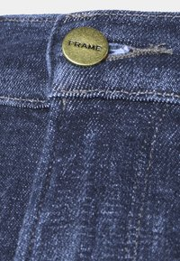 Frame Denim - LE PALAZZO PANT - Flared-farkut - dark blue - 2