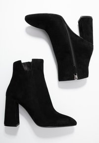 Bruno Premi - High heeled ankle boots - nero - 3