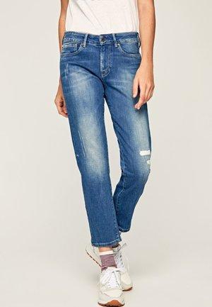 JOLIE - Slim fit jeans - blue denim