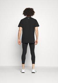 SQUATWOLF - WARRIOR LEGGINGS - Leggings - black - 2