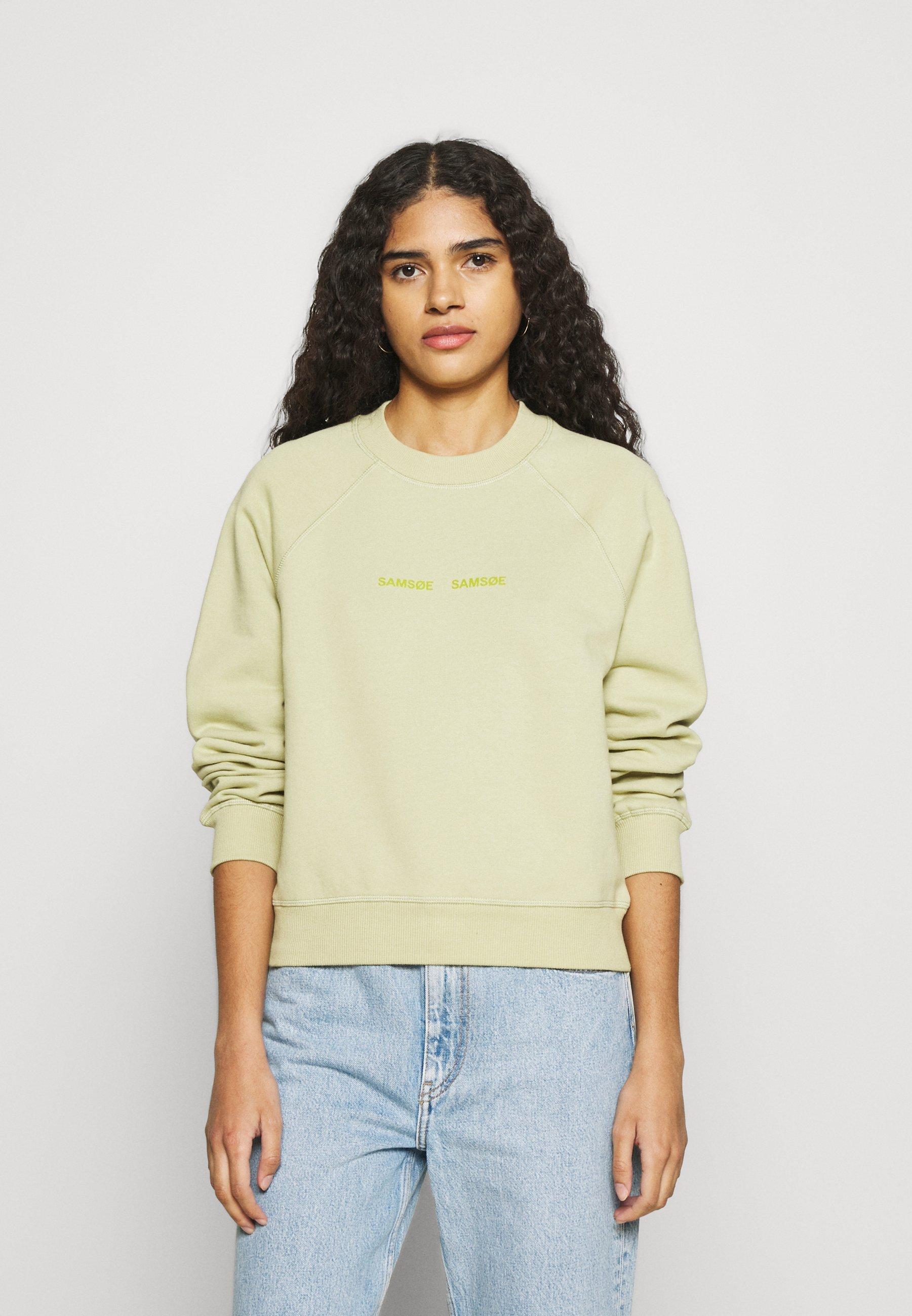 Women BARLETTA CREW NECK  - Sweatshirt