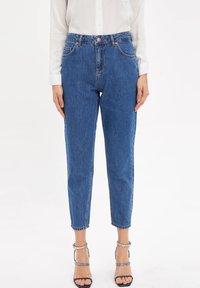 DeFacto - Straight leg jeans - blue - 0