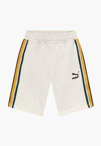 Puma - PUMA X ZALANDO TAPE - Sports shorts - silver birch - 0