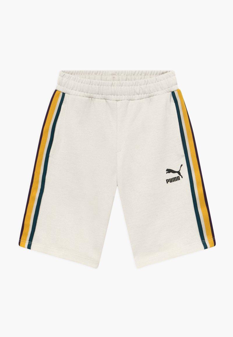 Puma - PUMA X ZALANDO TAPE - Sports shorts - silver birch