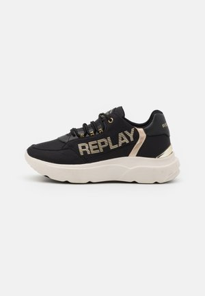 WHITEWELL - Trainers - black