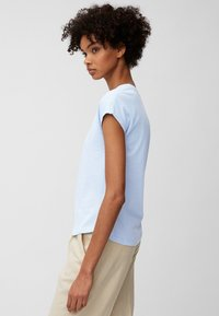 Marc O'Polo - Basic T-shirt - sunny sky - 4