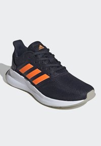 adidas Performance - RUNFALCON UNISEX - Neutral running shoes - legink/sigorg/metgry - 2