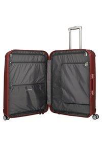 Travelite - ELBE - Wheeled suitcase - red - 4