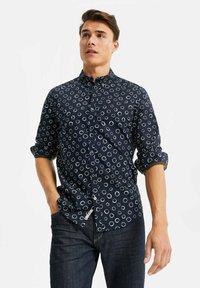 WE Fashion - Overhemd - dark blue - 3