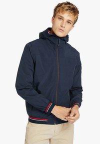 Timberland - COASTAL COOL - Zip-up hoodie - dark sapphire - 0