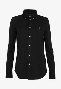Polo Ralph Lauren - HEIDI LONG SLEEVE - Camisa - black - 5