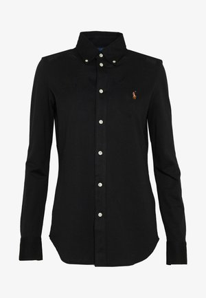 HEIDI LONG SLEEVE - Skjorta - black