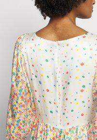 Olivia Rubin - BIBI DRESS - Maxi dress - rainbow floral - 5