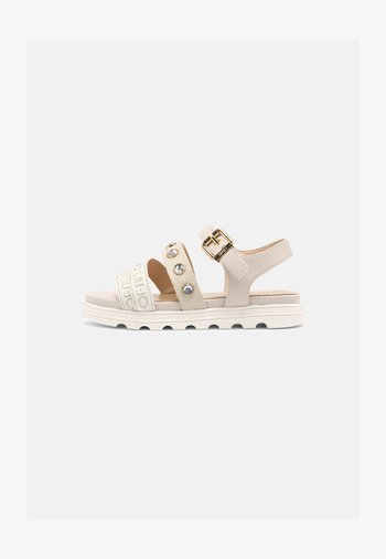 DESY  - Sandals - taupe