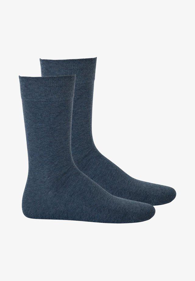2 PACK - Socks - jeans melange