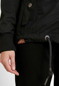 Ragwear - DANKA - Kort kåpe / frakk - black - 7