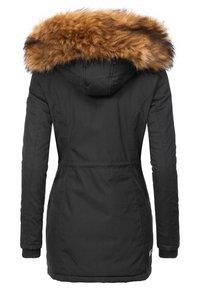 Navahoo - SCHNEEENGEL PRC - Winter coat - black - 1