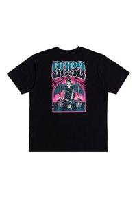RVCA - MARTIN ANDER ADRESTIA - T-shirt imprimé - black - 1