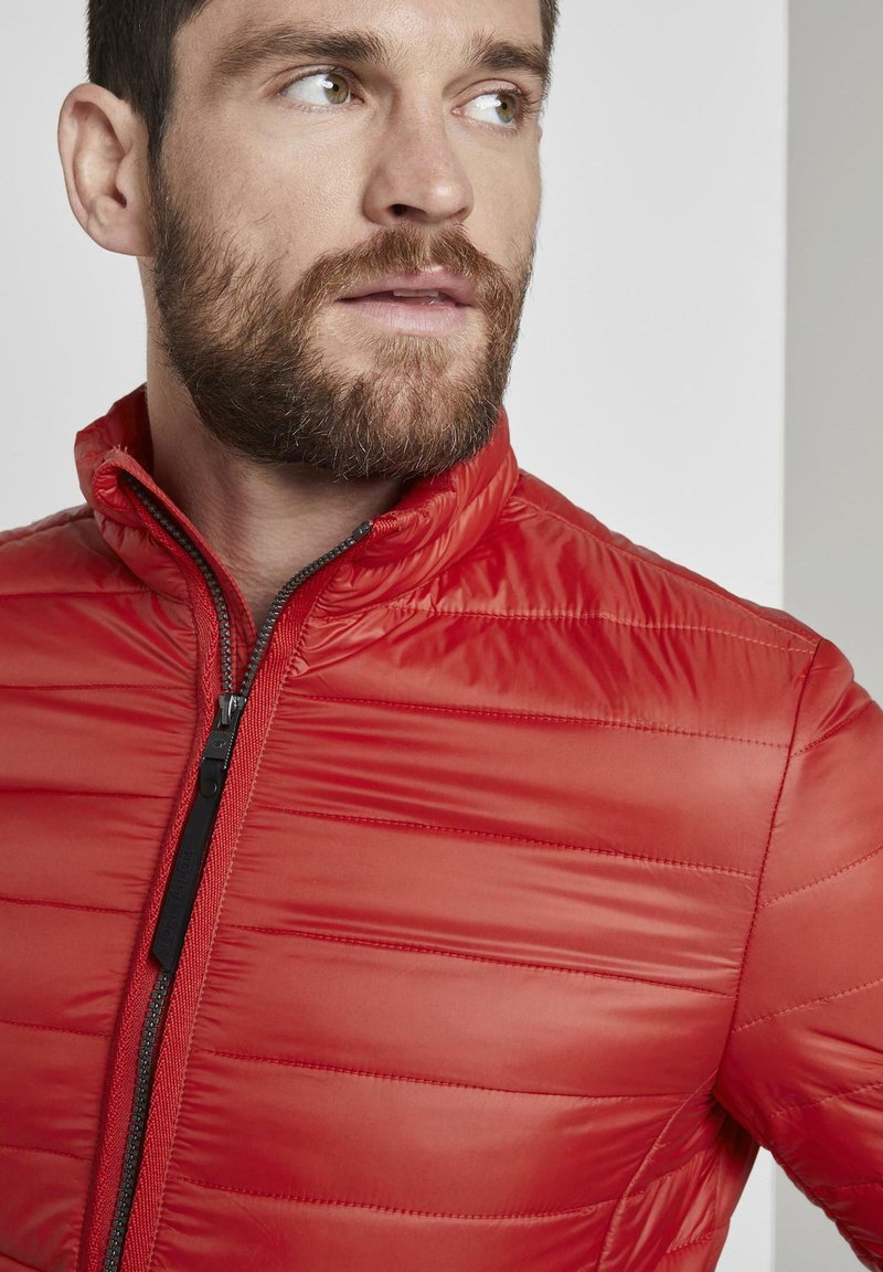 TOM TAILOR Übergangsjacke - brilliant red/rot bGo0NT