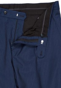 Carl Gross - Suit trousers - blue - 2
