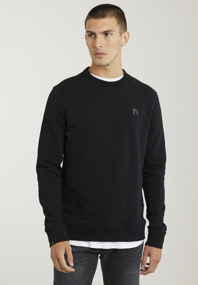 TOBY - Sweater - black